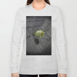Caring Rose Long Sleeve T-shirt