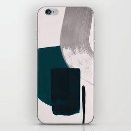 minimalist painting 02 iPhone Skin