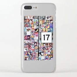 Piazza Duca di Genova 17 in Catania - Sicily Clear iPhone Case