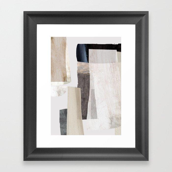 Clay Gerahmter Kunstdruck