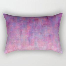 Warm Rain Rectangular Pillow