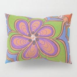 Drops and Petals 4 Pillow Sham