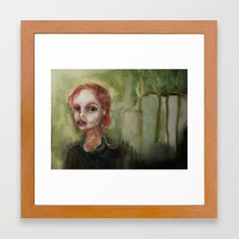 Glade Framed Art Print