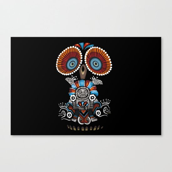 Mexican Owl Canvas Print