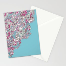 Flower Medley #2 Stationery Cards