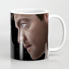Be Kind Misha Collins Illustration Coffee Mug