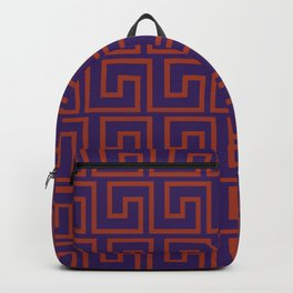 GREEK KEY Backpack