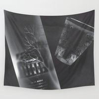 vodka Wall Tapestries featuring Vodka Visions by Andrea Jean Clausen - andreajeanco