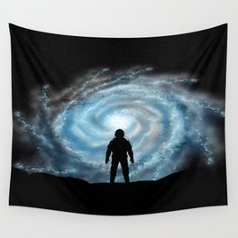 Alien Shores Wall Tapestry