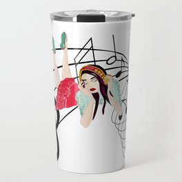 Relax Time Travel Mug