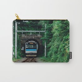 Tunnel Train Carry-All Pouch
