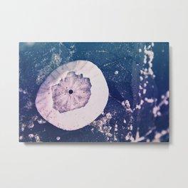 Dreamy Beach Metal Print