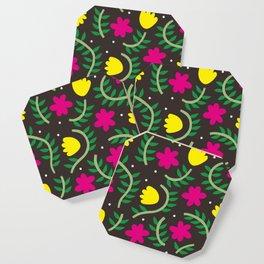 flower garden Coaster