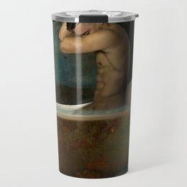 male nude Travel Mug
