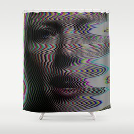 royksopp Shower Curtain