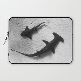 Shark Yin Yang Laptop Sleeve