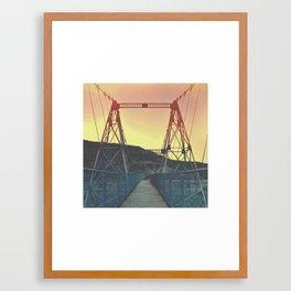 The Other Side 3 Framed Art Print