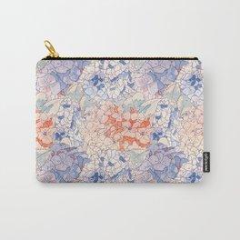 Hydrangeas Pattern 05 Carry-All Pouch