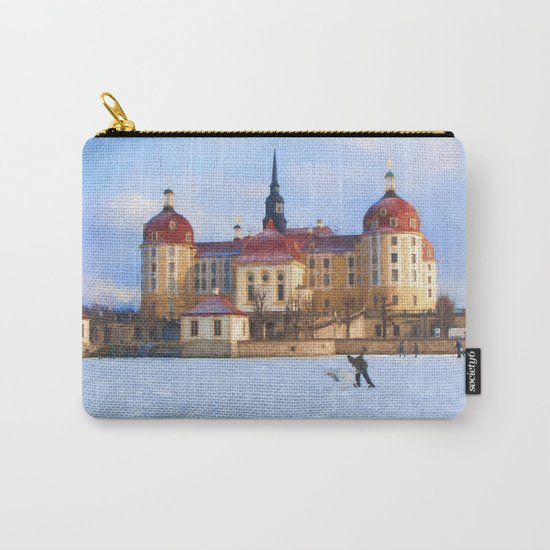 Cinderella´s fairytale castle Carry-All Pouch
