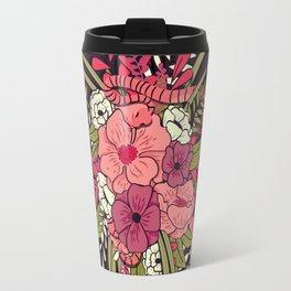 Jungle Bouquet 001 Travel Mug