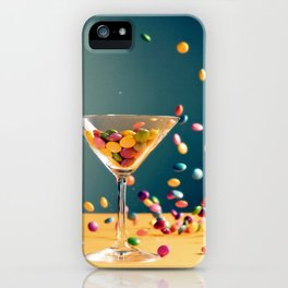 Chocolate Cocktail iPhone Case