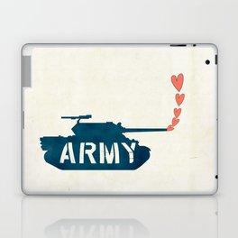 The Love Army Laptop & iPad Skin