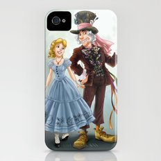 Costume Switch Slim Case iPhone (4, 4s)