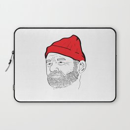 Captain Zissou Laptop Sleeve