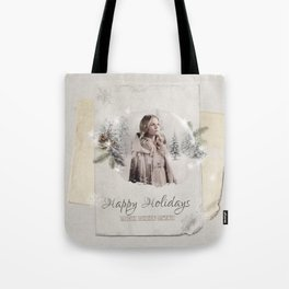 OUAT HAPPY HOLIDAYS // Emma Swan Tote Bag