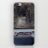 custom iPhone & iPod Skins featuring Custom by PlaidRed