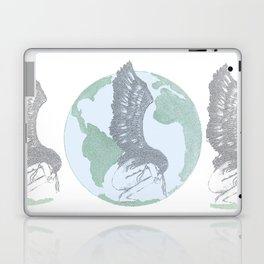 Earth Angel Laptop & iPad Skin