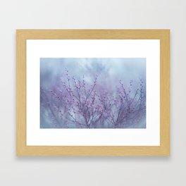 Pale Spring Framed Art Print