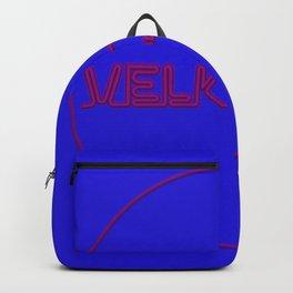 Velkominn Neon Backpack