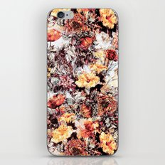 RPE FLORAL ABSTRACT iPhone & iPod Skin