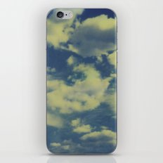 Instant Series: Clouds II iPhone & iPod Skin