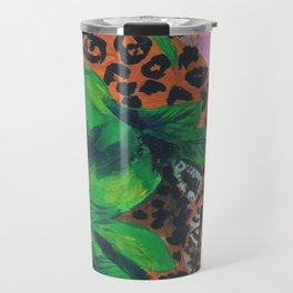 Jungle cat Travel Mug