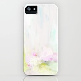 Abstract spring 1 iPhone Case