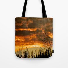 Goodbye Daylight Tote Bag