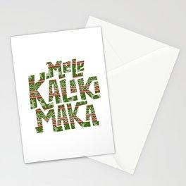 Mele Kalikimaka - Ugly Sweater Stationery Cards