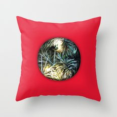 Christmas Warm I Throw Pillow