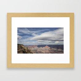 Counterbalance Framed Art Print