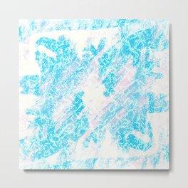Blue (Da Ba Dee) Metal Print