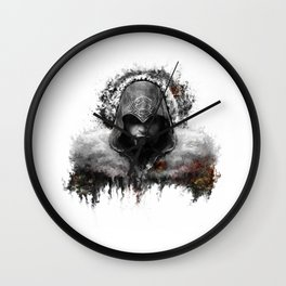assassins creed ezio auditore Wall Clock