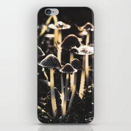 Wild Mushroom's Forest iPhone Skin