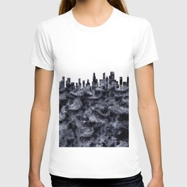 Chicago Skyline Illionois T-shirt
