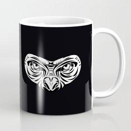 ape ninja eyes masked Coffee Mug