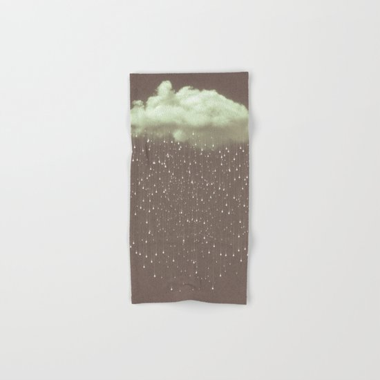 Let It Fall IV Hand & Bath Towel