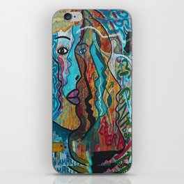 Wall-Art-028 iPhone Skin