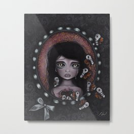 Beauty Within Me Metal Print