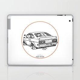 Crazy Car Art 0085 Laptop & iPad Skin
